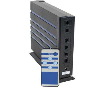 InLine 89906 4-fach Audio Umschalter