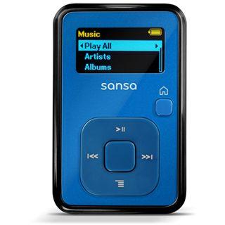4GB Sandisk SANSA CLIP+ BLUE