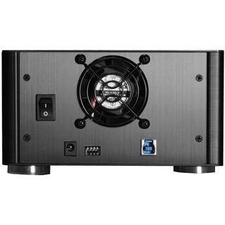 Lian Li EX-203 HDD Hot Swap RAID Case - black