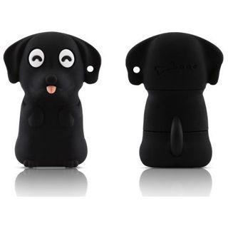 4 GB Bone Hund Driver schwarz USB 2.0