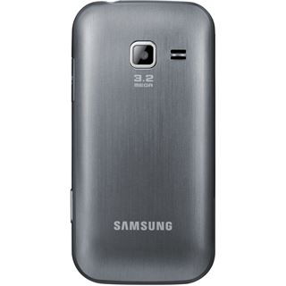 Samsung C3750 metallic-gray