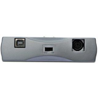 """Digitus USB2.0 8.9cm (3,5"""") IDE HDD m NT Ein/Aus Schalt"""