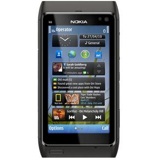 Nokia N8 16 GB grau