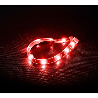 BitFenix 30cm roter LED-Strip mit 9 LEDs für Gehäuse (BFA-AAL-30RK9-RP)