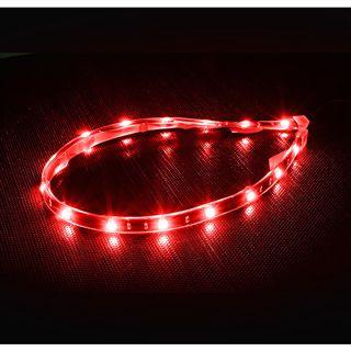 BitFenix 50cm roter LED-Strip mit 15 LEDs für Gehäuse (BFA-AAL-50RK15-RP)