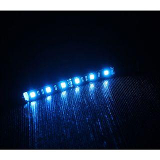 BitFenix 12cm blauer LED-Strip mit 6 LEDs für Gehäuse (BFA-ACL-12BK6-RP)