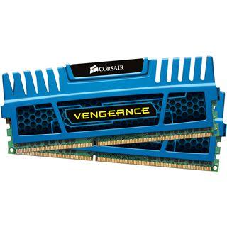 8GB Corsair Vengeance blau DDR3-1866 DIMM CL9 Dual Kit