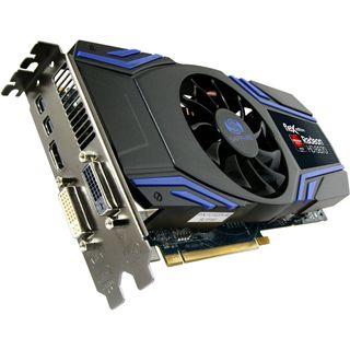 1GB Sapphire Radeon HD 6870 Flex HD Dirt3 Aktiv PCIe 2.0 x16 (Retail)