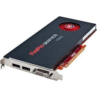 2GB AMD FirePro 3D V5900 Aktiv PCIe 2.1 x16 (Retail)