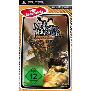 Capcom Monster Hunter Freedom - Essentials (PSP)