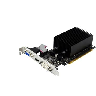 512MB Palit GeForce 210 Low Profile Passiv PCIe 2.0 x16 (Retail)