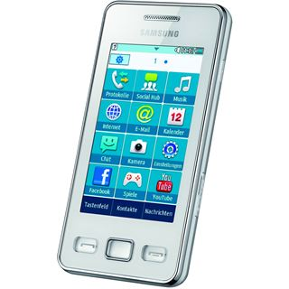Samsung T-Mobile S5260 Star II -weiss- 0030