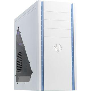 BitFenix Shinobi Core USB3.0 mit Sichtfenster Midi Tower ohne Netzteil weiss