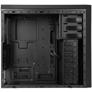 BitFenix Shinobi Core USB3.0 mit Sichtfenster Midi Tower ohne Netzteil schwarz