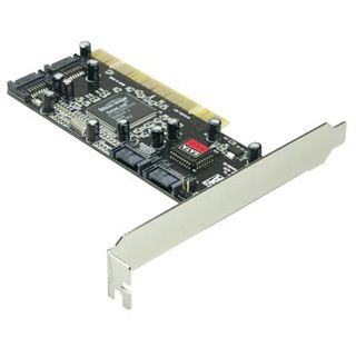 Good Connections Plug-in-Karte 4 Port PCI retail