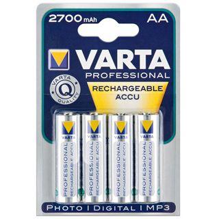Varta® Professional Akku Ni-MH Mignon, AAA, 1,2 V, 1000 mAh, 2er Blister