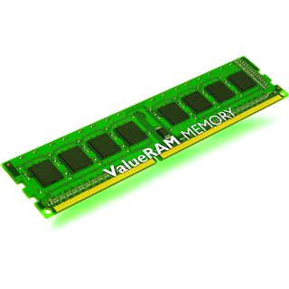 4GB Kingston ValueRAM LV DDR3-1333 regECC DIMM CL9 Single