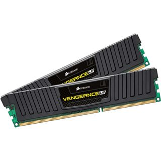 8GB Corsair Vengeance LP schwarz DDR3-1600 DIMM CL9 Dual Kit