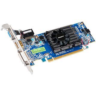 1GB Gigabyte Radeon HD 6450 HD Experience Series Aktiv PCIe 2.1 x16 (Retail)