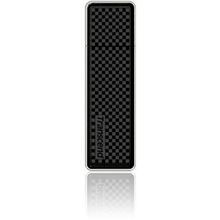 16 GB Transcend JetFlash 200 schwarz/silber USB 2.0