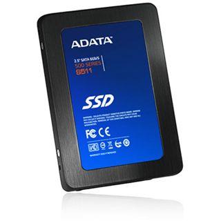 "120GB ADATA S511 2.5"" (6.4cm) SATA 6Gb/s MLC synchron (AS511S3-120GM-C)"
