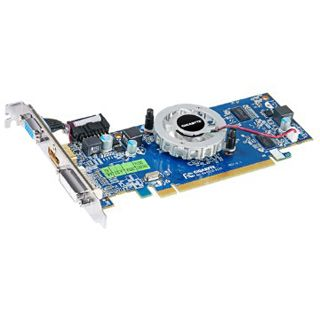 512MB Gigabyte Radeon HD 6450 HD Experience Series Aktiv PCIe 2.1 x16 (Retail)