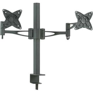 InLine 23104A Dual Tischhalterung schwarz