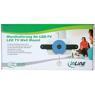 InLine 23128A Wandhalterung schwarz/grau