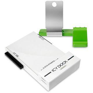 """Icy Dock EZ-Dock Lite Dockingstation für 1x 3.5"""" oder 2x 2.5"""" Festplatten (MB881U3-1SA)"""