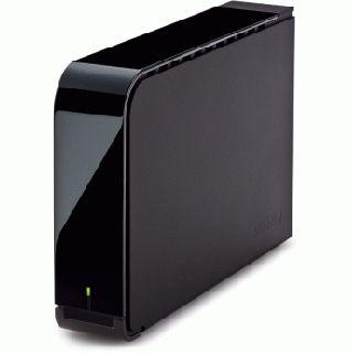 """1000GB Buffalo DriveStation Axis HD-LB1.0TU2-EU 3.5"""" (8.9cm) USB 2.0 schwarz"""