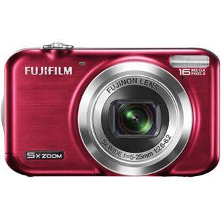Fuji Finepix JX300 Rot
