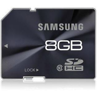 8 GB Samsung Plus SDHC Class 6 Retail
