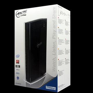 Arctic Cooling Multimedia Home Entertainment MC001-E Barebone