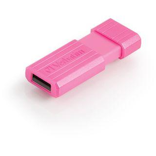 8 GB Verbatim Store `n` Go PinStripe pink USB 2.0