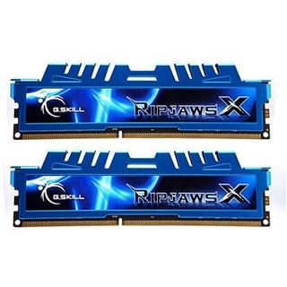 8GB G.Skill RipJawsX DDR3-2133 DIMM CL9 Dual Kit