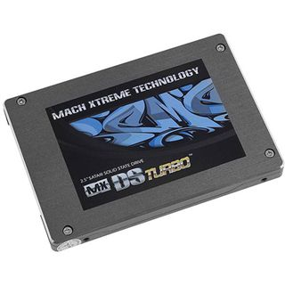 "120GB Mach Xtreme Technology DS Turbo 2.5"" (6.4cm) SATA 6Gb/s MLC asynchron (MXSSD3MDST-120G)"