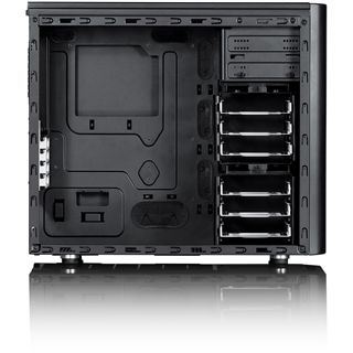 Fractal Design Arc Mini Tower ohne Netzteil schwarz