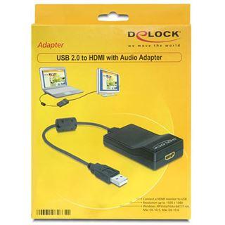 DeLOCK USB auf HDMI Adapter (61865)