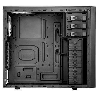 NZXT Source 210 Elite Midi Tower ohne Netzteil schwarz