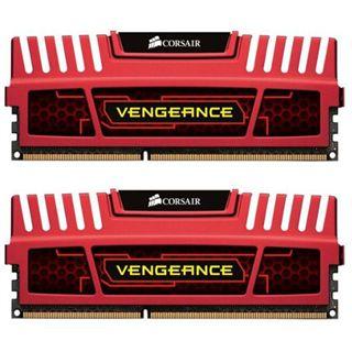 8GB Corsair Vengeance rot DDR3-1866 DIMM CL9 Dual Kit