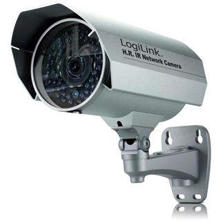 LogiLink Fast Ethernet Outdoor IP Kamera 1.3 MPix