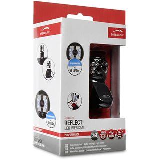 Speedlink REFLECT LED Webcam bk U