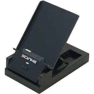 "Scythe Kama Dock USB 3.0 Dockingstation für 2.5"" und 3.5"" Festplatten (SCKDC-1000)"