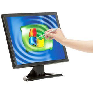 "17"" (43,18cm) Faytech Touchscreen Monitor schwarz 1920x1200 1xVGA"