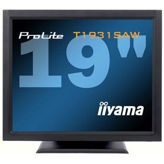 """19"""" (48,26cm) iiyama ProLite T1931SAW-B1 Touch schwarz 1280x1024 1xVGA / 1xDVI"""