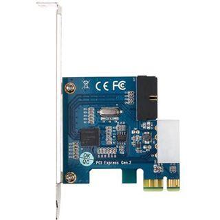Silverstone SST-EC01 Internal Dual Port USB 3.0 Card