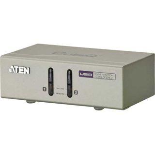 ATEN Technology CS72U 2-fach Desktop KVM-Switch