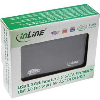 """InLine 00028I 2.5"""" (6,35cm) USB 3.0 schwarz"""