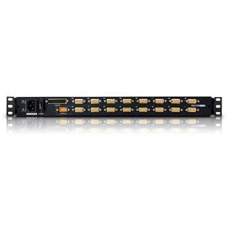 ATEN Technology L5716M 16-fach 17Zoll-VGA-LCD-Konsole