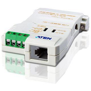 ATEN Technology Konverter IC485SN, RS-232 auf RS-422 / RS-485, Point-to-Point oder Point-to-Multipoint